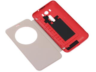 Чехол-книжка  ASUS для смартфона Asus ZenFone 2 View Flip Cover ZE500KL