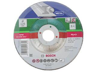 Диск абразивный отрезной Bosch 2609256333