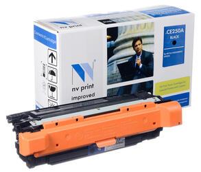 Картридж лазерный NV Print CE250A