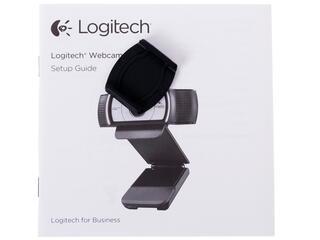 Веб-камера Logitech HD Pro Webcam C930e