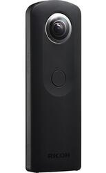 Экшн видеокамера Ricoh Theta S черный