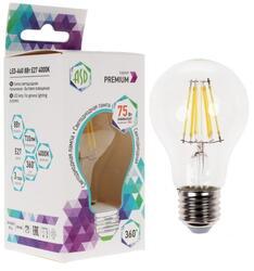 Лампа светодиодная ASD Filament LED-A60-PREMIUM