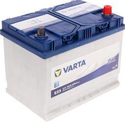 Автомобильный аккумулятор Varta Blue Dynamic E23