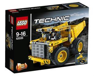 Конструктор LEGO Technic Карьерный грузовик 42035
