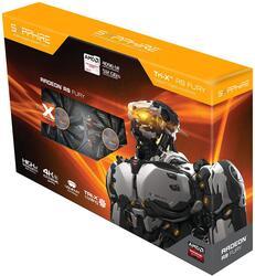 Видеокарта Sapphire AMD Radeon R9 FURY TRI-X [11247-00-40G]