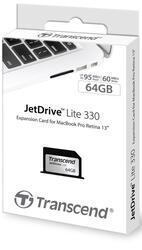 Карта памяти Transcend JetDrive Lite 330 64 Гб