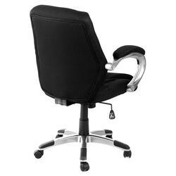 Кресло руководителя College H-8703F-2A черный