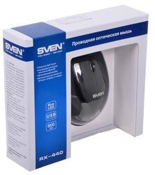 Мышь проводная Sven RX-440