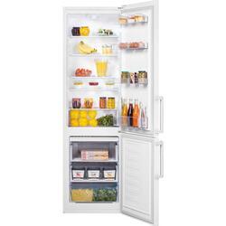 Холодильник с морозильником BEKO RCSK380M21W белый