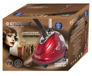 Отпариватель Endever Odyssey Q-301 красный