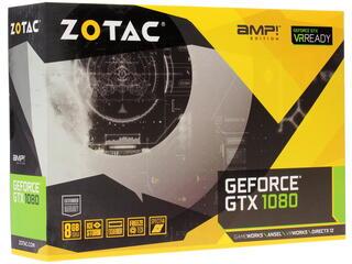 Видеокарта Zotac GeForce GTX 1080 AMP! Edition [ZT-P10800C-10P]