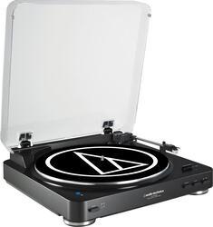 Проигрыватель виниловых дисков Audio-Technica AT-LP60-BT