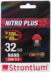 Память USB Flash Strontium NITRO SR32GRDNANOZ 32 Гб