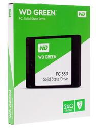 240 ГБ SSD-накопитель WD Green [WDS240G1G0A]