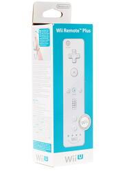 Игровой контроллер Wii U Remote Plus белый