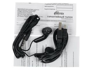MP3 плеер RITMIX RF-1010 желтый