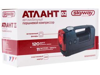 Компрессор для шин SKYWAY Атлант-02