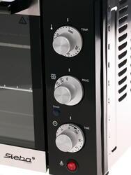Электропечь Steba КВ41 серебристый