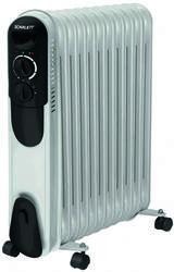 Масляный радиатор Scarlett SC-1169 белый