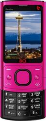 Сотовый телефон BQ Seattle BQM–2254 розовый