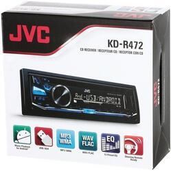 Автопроигрыватель JVC KD-R472