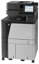 МФУ лазерное HP Color LaserJet FlowMFP 800 M880z+