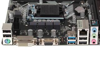 Материнская плата ASRock H110M-DVS R2.0