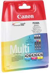 Набор картриджей Canon CLI-426 C/M/Y