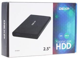 """2.5"""" Внешний бокс DEXP AT-HD201"""