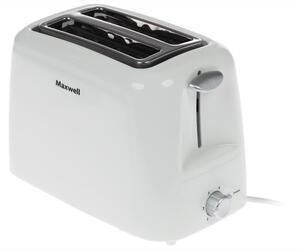 Тостер Maxwell MW-1504 W белый