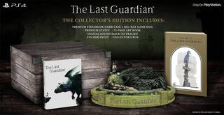 Игра для PS4 The Last Guardian. Последний хранитель Collector's Edition