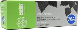 Картридж лазерный Cactus CS-CE278AS