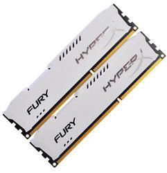 Оперативная память Kingston HyperX FURY White Series [HX313C9FWK2/16] 16 ГБ