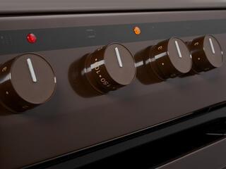 Электрическая плита Hansa FCCB63000 коричневый
