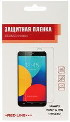 "5""  Пленка защитная для смартфона Huawei Honor 4C Pro"