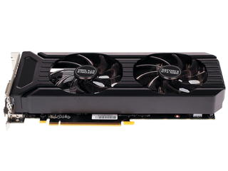 Видеокарта Palit GeForce GTX 1060 DUAL 3G [NE51060015F9-1061D]