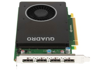 Видеокарта PNY Quadro M2000 [VCQM2000-PB]