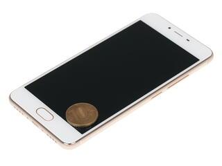 """5"""" Смартфон Meizu m3s mini 16 ГБ золотистый"""