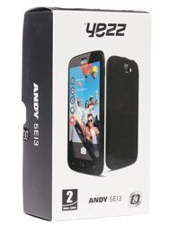 "5"" Смартфон Yezz Andy 5EI3 4 Гб черный"