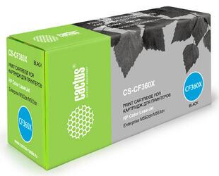Картридж лазерный Cactus CS-CF360X