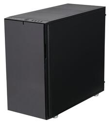 Корпус Fractal Design Define R5 Titanium Grey [FD-CA-DEF-R5-TI] черный