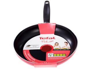 Сковорода Tefal TULIP 04146126 красный