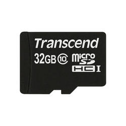 Карта памяти Transcend TS32GUSDC10 microSDHC 32 Гб