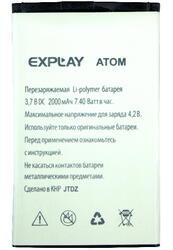 Аккумулятор Partner для Explay Atom