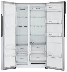 Холодильник LG GC-B247JVUV белый