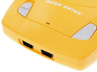 Игровая приставка Simba's MegaDrive BattleTanks + 73 различных игр