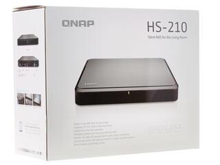 Сетевое хранилище QNAP HS-210