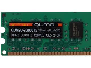 Оперативная память Qumo [QUM2U-2G800T5] 2 ГБ