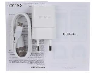 """5.5"""" Смартфон Meizu M3 Note 32 Гб серебристый"""