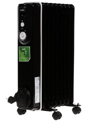 Масляный радиатор Ballu BOH/MD-09BB черный